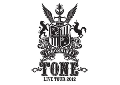 pic 111125 logo resmi �tohoshinki live tour 2012 tone